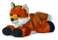 Aurora World 31290 Mini Flopsies - Foxxie 8in Plush Toy Animal