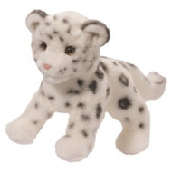Douglas Cuddle Toys IRBIS SNOW LEOPARD