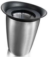 Vacu Vin Rapid Ice Champagne Cooler - Stainless Steel