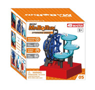 4D Master MaBoRun Mini Spinning Discs, One Color