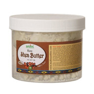 Raw Shea Butter 1 lb / 16 oz (Color: WHITE) by Madina Industrial Corp.