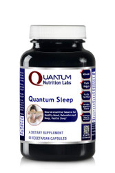 Quantum Sleep, 60 Vegetarian Capsules - Nutraceutical Sleep Formula for Neurotransmitter Balance, Healthy Mood and Restful Sleep (formerly Quantum Tranquility)