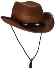 Jacobson Hat Company Men's Adult Felt Studded Cowboy Hat