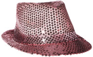 Jacobson Hat Company Women's Adult Sequin Fedora