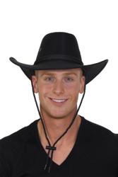 Jacobson Hat & Co. Faux Leather Cowboy Hat