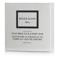 Beekman 1802 Fresh Air Goat Milk Face & Body Bar 1.25oz Set of 10