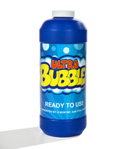 Uncle Bubble Ultra Bubble Solution - Ready to Use - 32 oz.