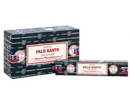 Satya Nag Champa Palo Santo incense sticks-12packs x 15grams (1)
