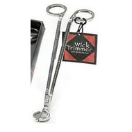 Wickman Stainless Steel Polished Wick Trimmer