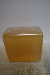 1lb Hemp Oil (all natural) Glycerin Melt and Pour Soap Base