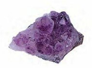 1 X Raw Amethyst Rock Small Stone Geode Cut 2 Inch