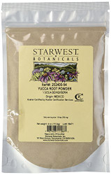 Yucca Root Powder Wc - 4 Oz,(Starwest Botanicals)