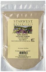 Yucca Root Powder Wc - 4 Oz,(Starwest Botanicals)