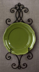 """Chelsea Collection Wall Rack for Plates and Artwork 22.25""""H"""
