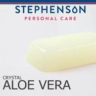 Melt & Pour Soap Base (2lb Tray, Aloe Vera)