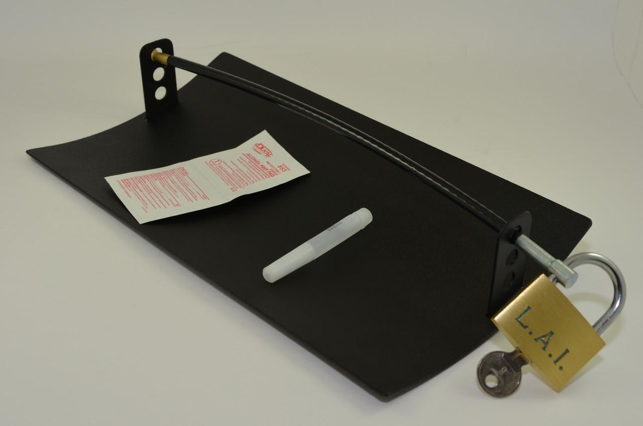 copier printer extra tray lock kit lucas distribution