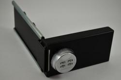 Refrigerator Lock - Black Combination