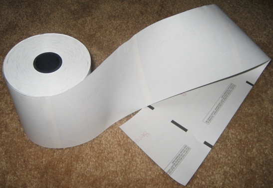 RX563 SECUREGUARD THERMAL RX PAPER -16 ROLLS, STATE OF GEORGIA