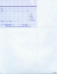 SECUREGUARD PRESCRIPTION PAPER FOR INDIANA - 500 sheets