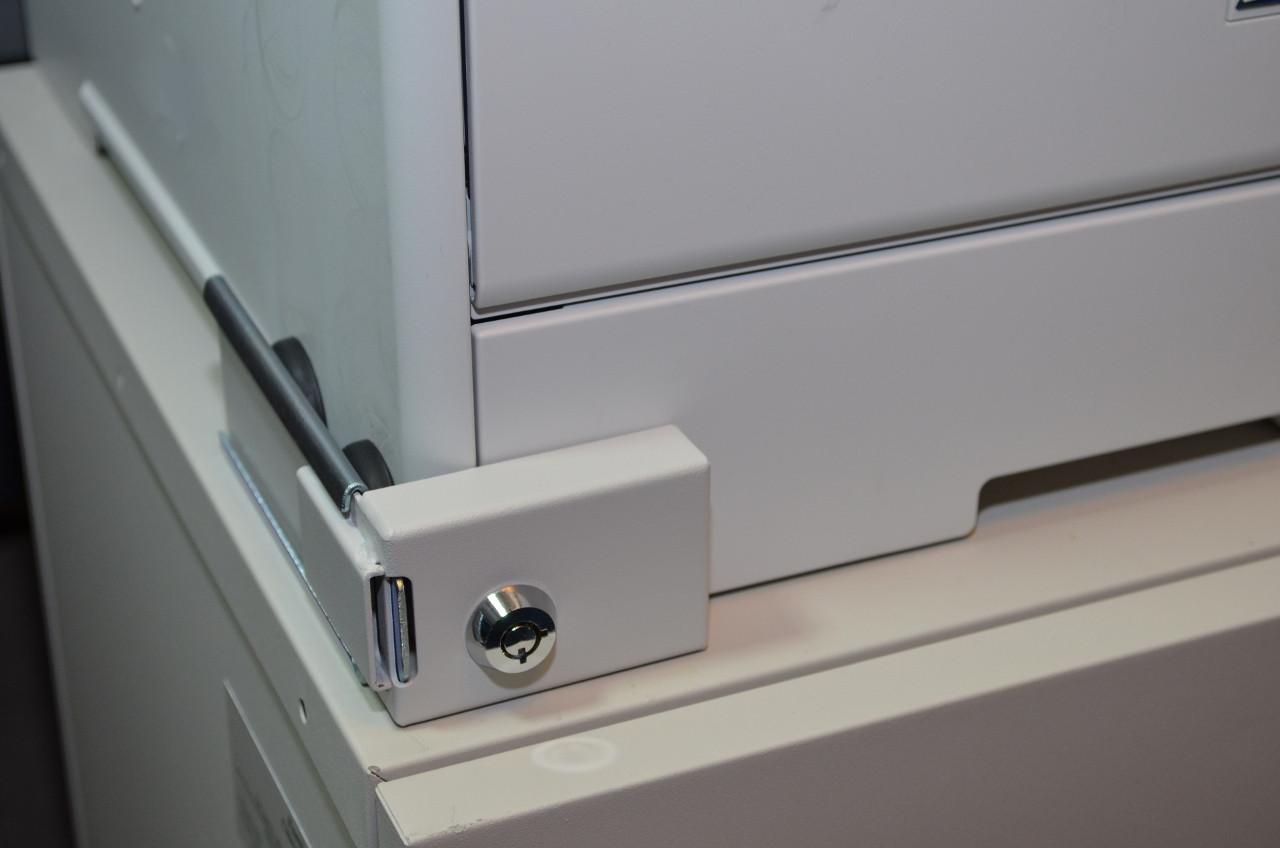 printer copier paper tray lock ptl 3 lucas distribution