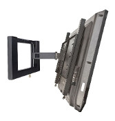 SMALL FLAT PANEL TV MOUNT - SINGLE ARTICULATING ARM - UP TO 36""