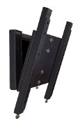 SMALL FLAT PANEL TV MOUNT - TILT ONLY - UP TO 36""