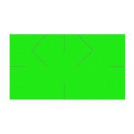 1131 Premium green labels