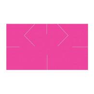 1131 Premium pink labels