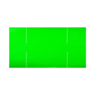 1110 Flourescent Green Labels