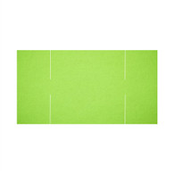 1110 Flat Green Labels