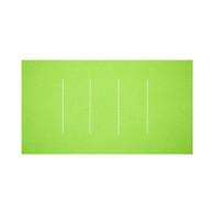 1131 Flat Green Labels