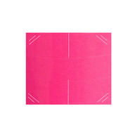 1136 Flourescent Pink labels