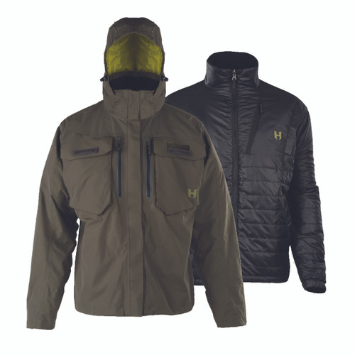 Hodgman Aesis 3-in1 Wading Jacket