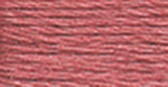 DMC 223 Light Shell Pink Perle Cotton Embroidery Thread Size 8