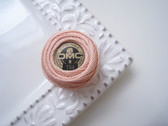 DMC Perle Cotton Thread Size 8  Light Peach Pink 754