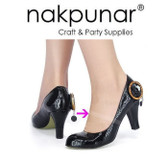 Nakpunar Invisible Shoe Straps