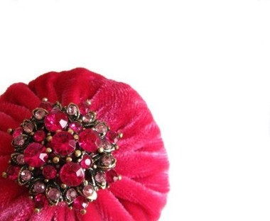 Velvet Pincushions for Sale
