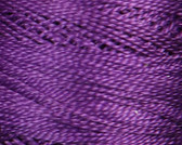 DMC Pearl Cotton Thread Balls | Size 5 | 52 Md Violet by Nakpunar.