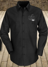 NB INC. (Long Sleeve) WORK SHIRT
