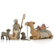 Willow Tree® Shepherd and Stable Animals