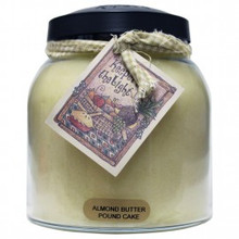 Papa Jar Almond Butter Pound Cake
