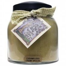 Papa Jar Caramelized Creme Brulee
