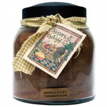 Papa Jar Warm & Gooey Cinnamon Buns