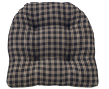 Sturbridge Navy Chair Pad