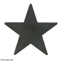 Iron Star Napkin Ring