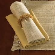 Casual Classics Wheat Napkin