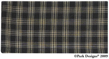 Sturbridge Black Cloth Napkin