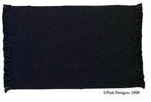 Casual Classics Black Placemat