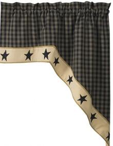 Sturbridge Star Swag 72x36