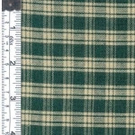 Green/Natural Woven Fabric 807952028189